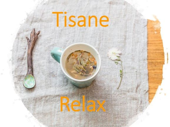 Stress & Tisane Camomille matricaire